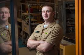 Sean Lowder A Path To Naval Nuclear Engineering Mit News
