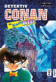 Detektiv Conan vs. Kaito Kid eBook by Gosho Aoyama - 9783770483839