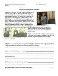 the great debaters worksheet switchconf the great debaters movie pack by katie von brand tpt