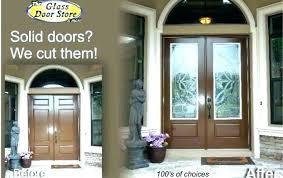 double entry door home depot door glass inserts home depot double front entry doors with in
