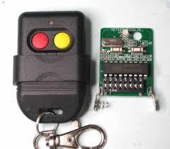ev1527 8 dip switch remote control for garage door windows