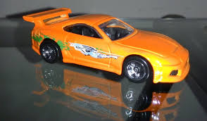 My Hot Wheels Stories: Toyota Supra (Fast n Furious)