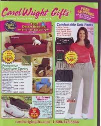 cover of carol wright catalogue