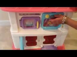Captivating Fisher Price Grow With Me Cook And Care Pink Kitchen Review
