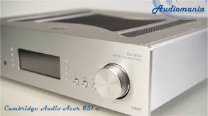 <b>Стереоусилитель Cambridge Audio</b> Azur 851 a - YouTube