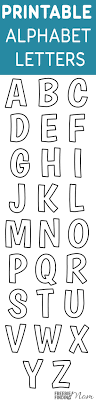 Printable Free Alphabet Templates Diy Ideas Alphabet Templates