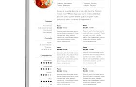 Iwork Pages Resume Templates Sample Cv Template Free Design Word