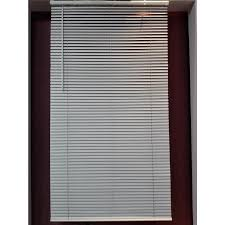 Cordless Light Filtering Blinds Project Source 1 In Cordless White Vinyl Light Filtering