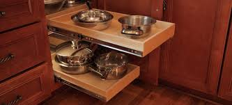 Kitchen Cabinet Rolling Shelves Gallery California Roll Out Shelves