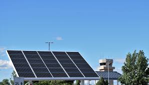 Safety assessments for airport solar panel installations   ACI World Blog