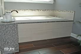tub tile surrounds
