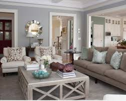 Blue And Cream Living Room Ideas Dark Cream Sofa