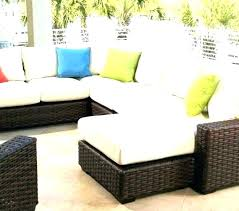 at home outdoor furniture patio solid orange target outdoor cushions