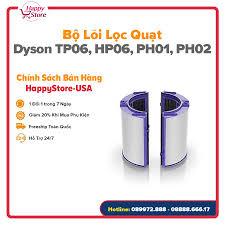 CHÍNH HÃNG] Bộ Lõi Lọc Dyson Pure Cool Hepa Filter cho quạt không cánh Dyson  TP06, HP06, PH01, PH02 giá cạnh tranh