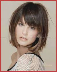Medium Hairstyle For Thin Hair And Round Face Ocultalinkme