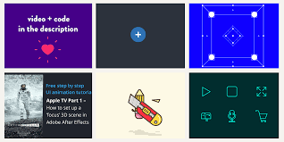 After Effects Animation 20 Really Useful Ui Animation Tutorials Every Designer