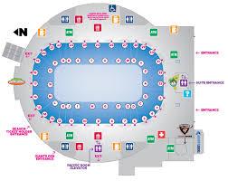 El Paso Coliseum Seating Chart Vancouver Coliseum Seating Chart El Paso County Coliseum