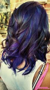 Oil Slick Color For Dark Hair