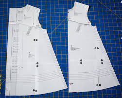 How To Make A Dress Pattern Mesmerizing Customizing With Oliver S Modified Puppet Show Dress Blog
