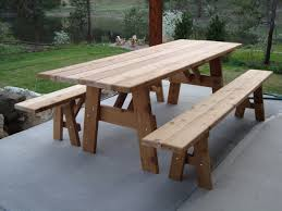 Image of: Picnic Benches For Sale B Q