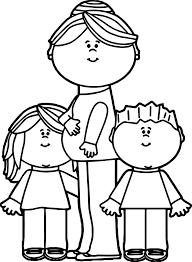 Mommy Coloring Pages Best Mom Coloring Page Coloring Book