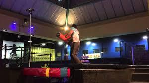 Having Fun At Big Air Trampoline Park 4 30 15 Youtube