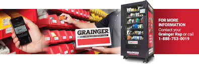 Grainger Industrial Vending Machines