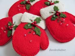 Best 25 Felt Christmas Ideas On Pinterest  Christmas Felt Crafts Christmas Felt Crafts
