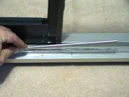 sliding glass door lubricant pictures of the sliding door track for all convenience slider slickerr sliding