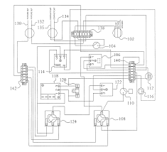 patent us two wire lighting control system indicator patent drawing