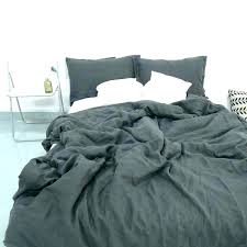 deep dark grey duvet cover queen incredible gray bedding west elm pertaining to blue and covers charcoal grey bedding sets