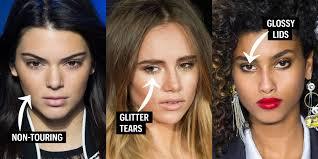the 7 biggest makeup trends of summer 2016