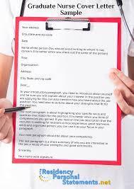 Nurse Cover Letters New Professional Graduate Nurse Cover Letter Samples