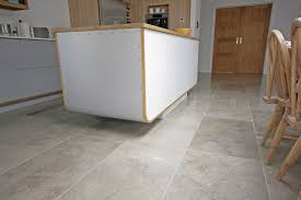 Limestone Flooring In Kitchen Pinatubo Grey Limestone Tiles A Beautiful Soft Grey Brushed