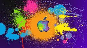 cool apple logo wallpaper. apple wallpaper cool logo