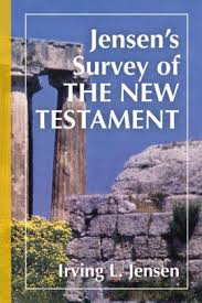 Jensens Survey Of The New Testament Hardcover
