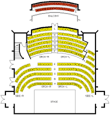 One World Theater Seating Chart One World Theatre Seating Chart Methodical One World Theater