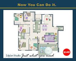 Office Design  3d Office Floor Plan Maker 3d Office Floor Plan Office Floor Plan Maker