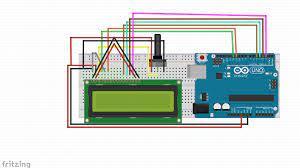 LCD Ekran İle Yazı Yazma - Proje HOCAM
