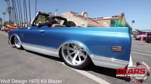 Wolf Design 1970 Chevrolet 2WD K5 C5 Blazer Beach Cruiser - YouTube
