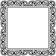 frame design. Black Frame Design 14
