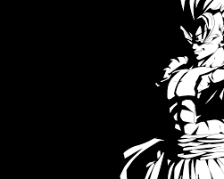 Dragonball Wallpaper Black And White ...