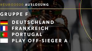 Unsere kicker jubeln nach dem schlusspfiff. Em 2020 Deutschland Trifft Auf Frankreich Und Portugal Dfb Deutscher Fussball Bund E V