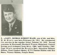 George Robert Blair Sr. (1911-1967) - Find A Grave Memorial
