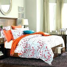 orange and grey bedding sets white king size duvet cover bedspread creative bedspreads coverlet innovation ideas orange queen silver grey bedding set quilt
