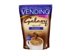 Hot Chocolate Vending Machine New Galaxy Vending Chocolate 48 X 48g Amazoncouk Grocery