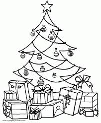 Small Picture Coloring Pages Free Printable Coloring Pages Christmas Presents
