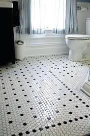 hexagon tile bathroom floor classic mosaic floor tiles are making a comeback white hexagon tile bathroom