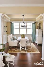 Living Room and Dining Room Tour