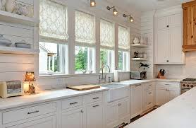 view in gallery combine artificial lighting with controlled natural light in the kitchen